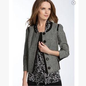 Elie Tahari Exclusive Tessa Tweed Jacket